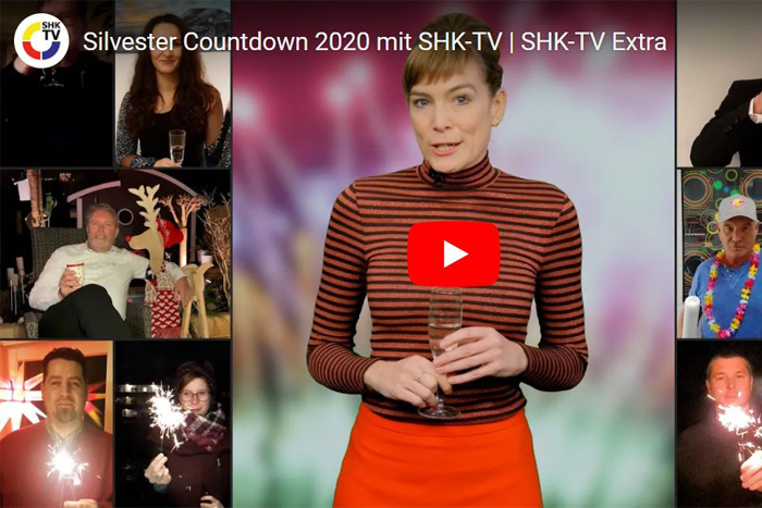 SILVESTER COUNTDOWN 2020 MIT SHK-TV